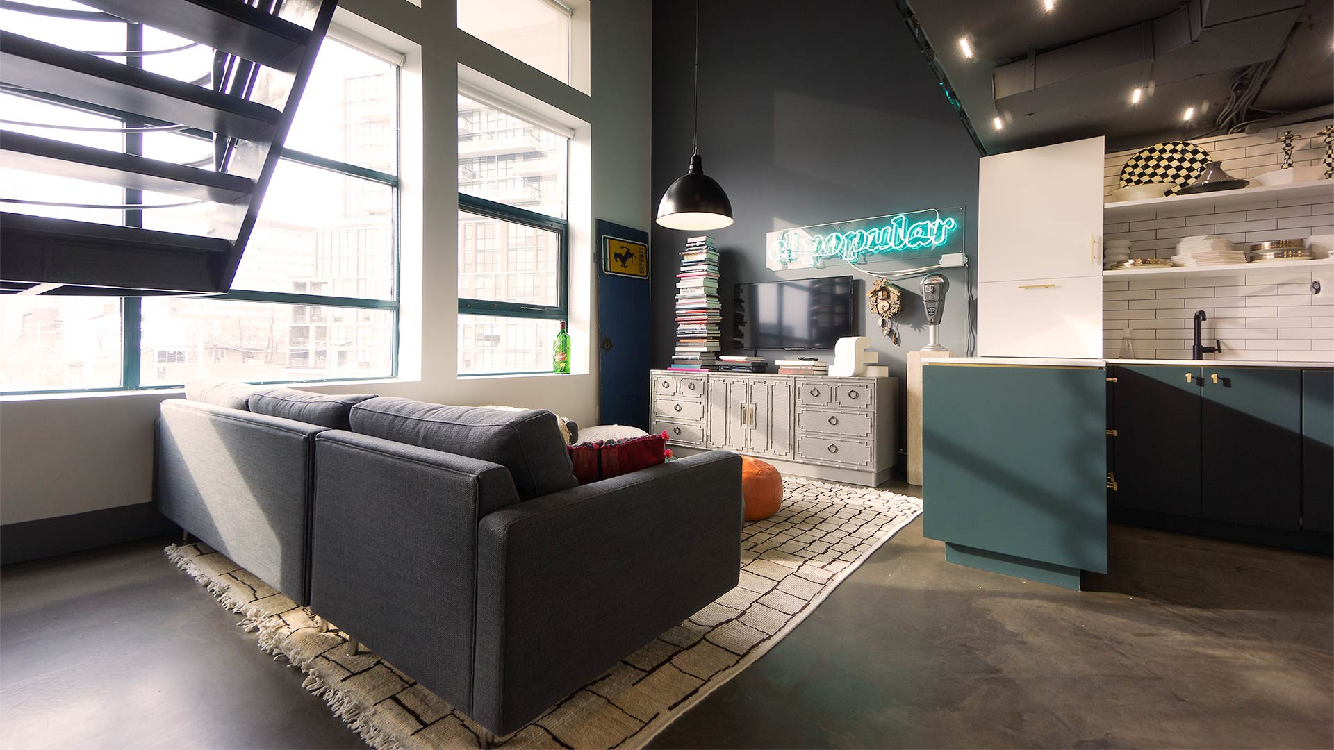 Fredrick dawson design consulting toronto firm interior for Interior design agency toronto